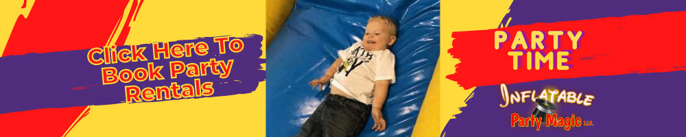 Burleson Bounce House Rentals and Water Slide Rentals
