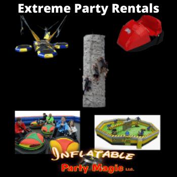 Extreme Attraction Party Rentals Rio Vista