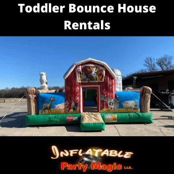 Rio Vista Toddler Bounce House Rentals
