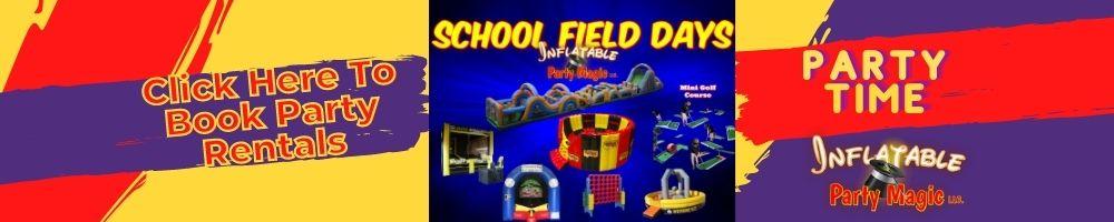 School Field Day Rentals Fort Worth
