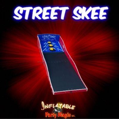 Street Skee Carnival Game Rental near me
