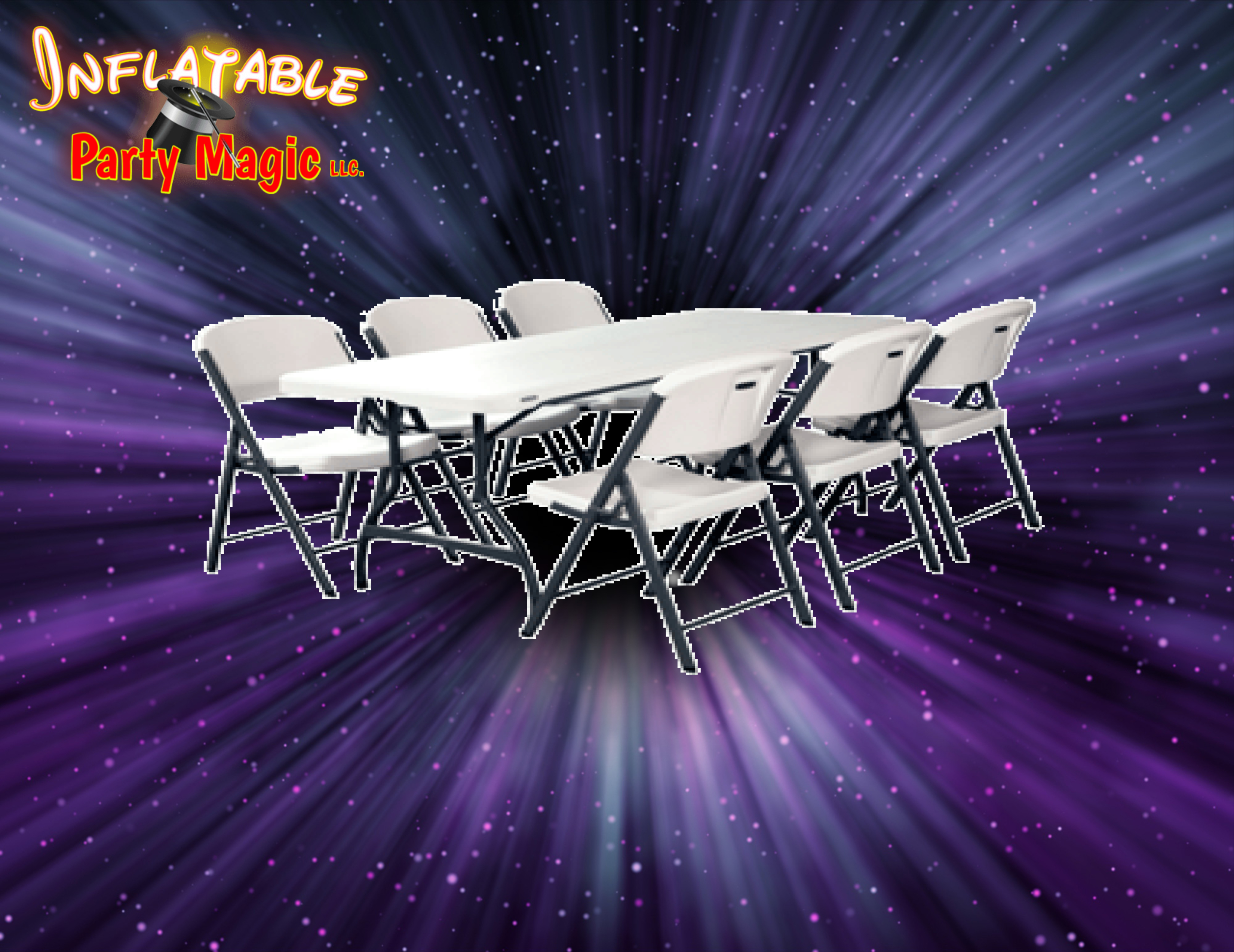 Alvarado Table and Chair rentals near me
