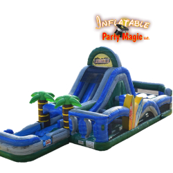Water Obstacle Course Rental Grandview