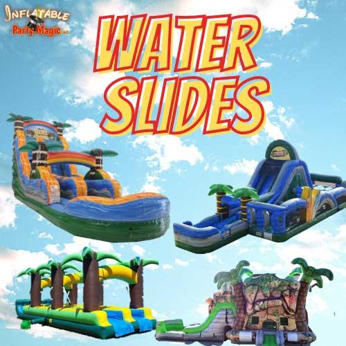 Granbury Water Slide Rentals