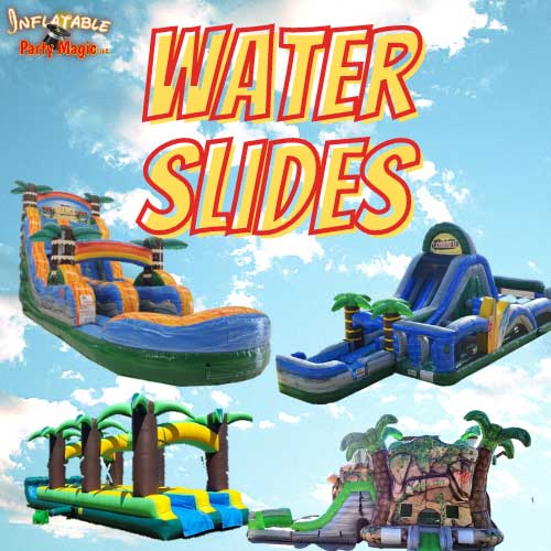 Texas Water Slide Rentals near me
