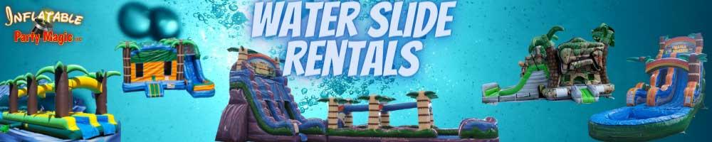 Fort Worth Water Slide Rentals near me