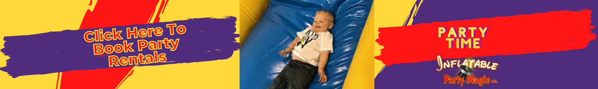 Weatherford Bounce House Rentals and Water Slide Rentals