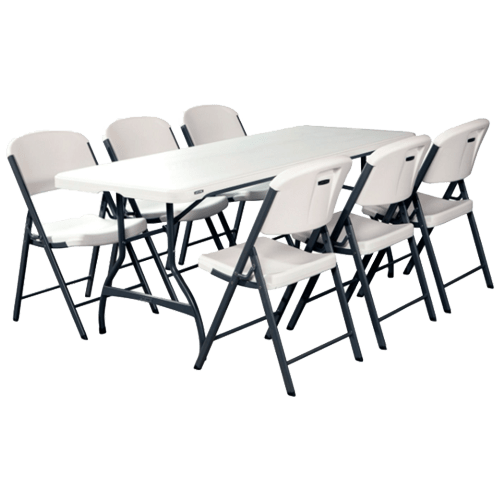 Field Day Table and Chair Rentals