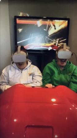 VR Roller Coaster Rental Arlington, Tx