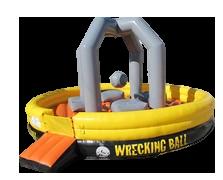 Wrecking Ball Game Rental
