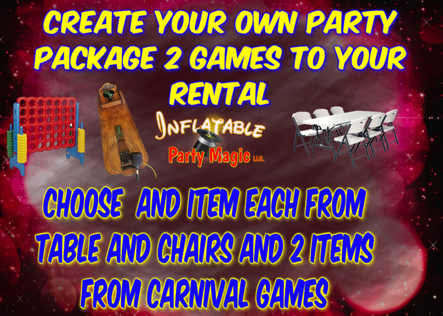 Create Your Own Package 2 Game