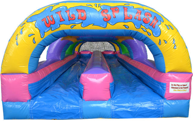Wild Splash Slip N Slide