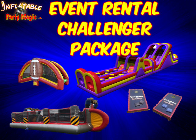Event Rental Chalenger Package