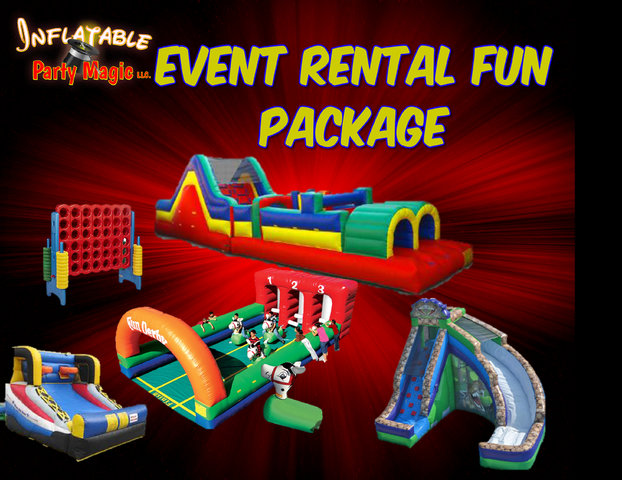 Event Rental Fun Package