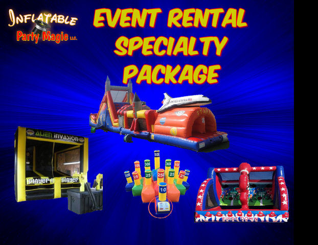 Event Rental Specialty Package