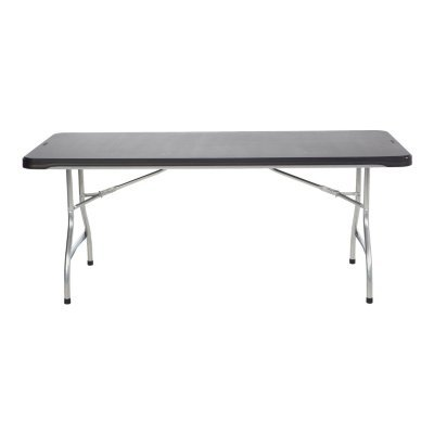 6ft Black Tables