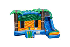 Bahama Breeze 4n1 Water Slide Combo