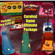 Carnival Game Ultimate Package