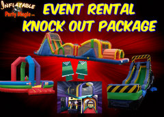 Event Rental Knock Out Package