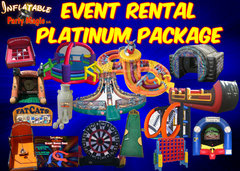 Event Rental Platinum Package