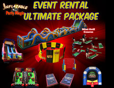 Event Rental Ultimate Package