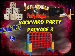 Backyard Party Package 3