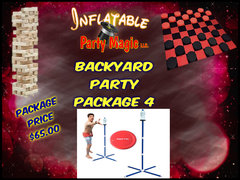 Backyard Party Package 4