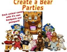 Bear Party Package 1- 10 kids