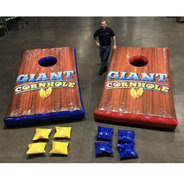 Giant Corn Hole Game Rental