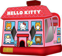 Hello Kitty 4n1 Wet Combo