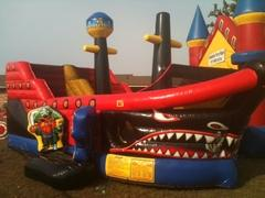 Lil Pirates Playground Toddler Combo dry use only