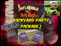 Backyard Party Package 1