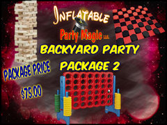 Backyard Party Package 2