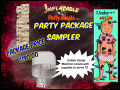 Party Package Sampler