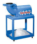 Sno Cone Machine only supplies not included