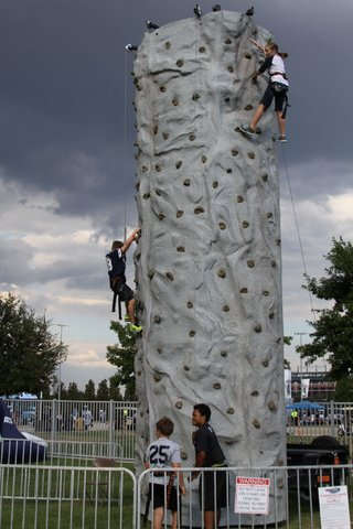 Mobile Rock Climbing Wall Rental Texas
