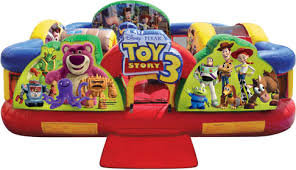 Toy Story Toddler Combo Rental
