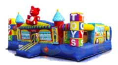 Toytown Toddler Combo dry use only