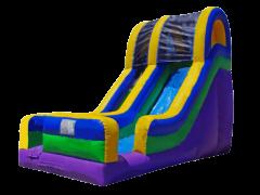 18ft Dry Slide