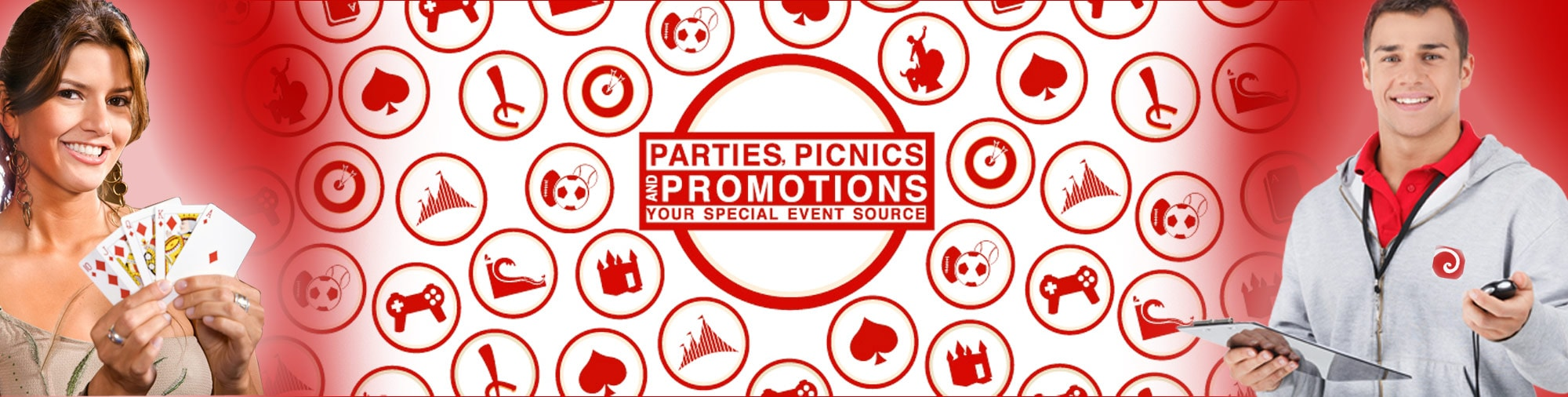 Parties Picnics and Promotions