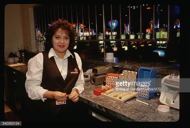Casino Cashier -PPP