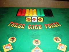 3 Card Poker- PPP