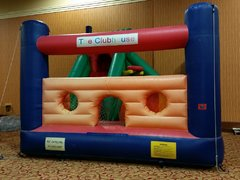 Clubhouse Bounce Slide Combo- PPP