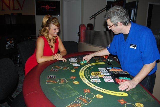 Pai Gow Poker table  -PPP
