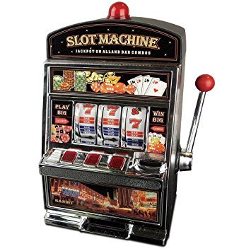 Slot machine - small -PPP