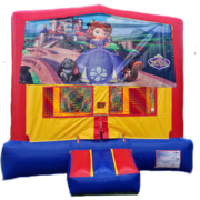 SOFIA THE FIRST Bounce House 1