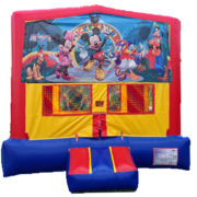 MICKEY MOUSE CLUBHOUSE Bounce House 1