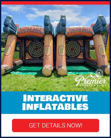 Inflatable Interactive Rentals