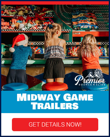 Midway Game Trailer Rentals