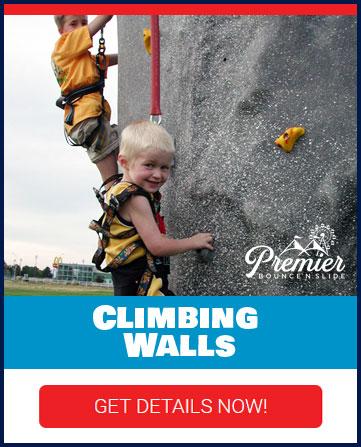 Climbing Wall Rentals